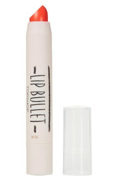 Wearing this today - goes on thin and light and super pigmented and then dries and feels like it's not there - really nice! :)