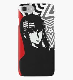 Persona 5 Hifumi Togo Confidant iPhone Case/Skin