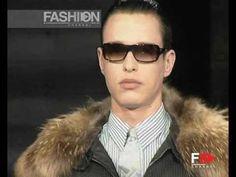 EMPORIO ARMANI Menswear Autumn Winter 2005 2006 Milan Pret a Porter by Fashion Channel http://www.youtube.com/watch?v=QjAUWf0F5OU #FashionChannel