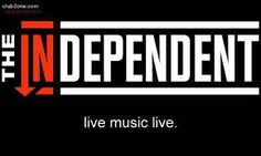 The Independent is a premier live music venue in San Francisco that opened its doors to Bay Area music lovers in February 2004.  Centrally located in the NOPA/Western Addition neighborhood, The Independent has state-of-the-art sound and light systems and the best venue staff in the city.