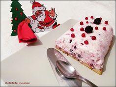 Tort cu iaurt și fructe de pădure Food, Essen, Meals, Yemek, Eten