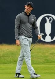 Rory Mcilroy Mens Golf Fashion Outfit Attire Nike