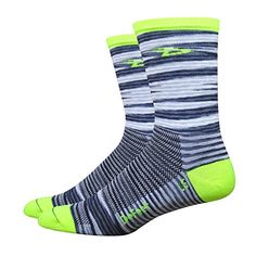 DeFeet Aireator DLogo Socks Small Grey *** Continue to the product at the image link.