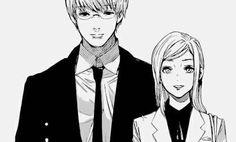 Dad & Mom haha   Arima Kishou & Mado Akira