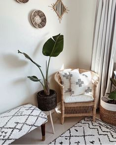 We love how you styled this corner Jenny!😍😍 @jenny.leenoble Check out Jenny's page for gorgeous minimal interior styling and her use of plants in the home💫Also, our Agna print is restocked this week✨✨ Jenny Jenny, Interior Styling, House Plants, Minimalism, Accent Chairs, Your Style, Corner, Shop, Check
