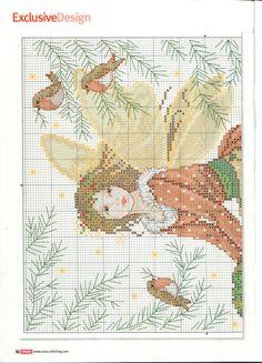 Gallery.ru / Фото #7 - Cross Stitch Crazy 159 январь 2012 - tymannost