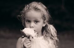 Smell a flower by Jessica Kittredge on 500px