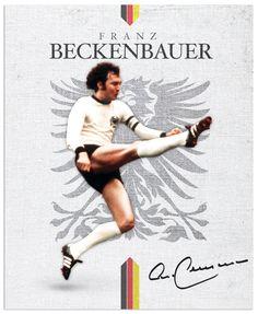 World Cup legends Franz Beckenbauer God Of Football, Football Drills, Football Icon, Retro Football, Football Art, World Football, Soccer World, School Football, Vintage Football