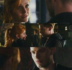 The feels! Shadowhunters Malec, Shadowhunters The Mortal Instruments, Clace, Famous In Love, Clary And Jace, Family Channel, Jane The Virgin, Abc Family, The Infernal Devices