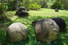 Les sphères mégalithiques du Costa Rica : Les 25 lieux les plus mystérieux sur Terre - Linternaute