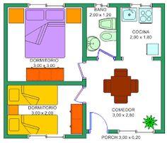Resultado de imagen para diseño de casas pequeñas