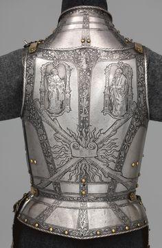 Kunz Lochner   Armor of Emperor Ferdinand I (1503–1564)   German, Nuremberg   The Met