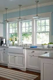 Image Result For Kitchen Sink Off Center From Window White