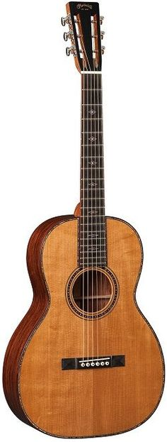 Martin CS-00S-14 Limited Edition Parlor Guitar - beauty in simplicity!