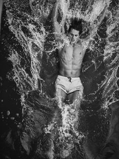 Make a splash this weekend! Pietro Boselli for the new # Campaign Photographed by @ , , , Month Workout Challenge, Pietro Boselli, Soul Artists, Swimwear Model, Poses, Male Physique, Look Fashion, Beach Fashion, Fashion Models
