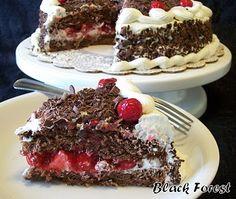 Tasty Treats: Black Forest Cake