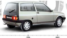 Lancia Y (1994〜2002)