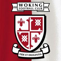 Woking FC of England wallpaper.