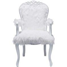 Sessel Romantico Fur - KARE Design