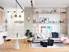 How To Combine Modern Home Style With Original Features