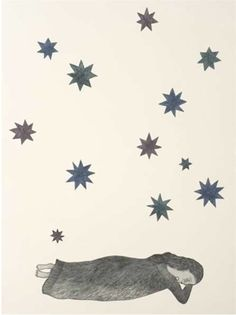 'Nocturne' ~ Kiki Smith