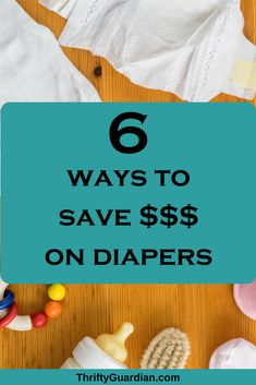 How many diapers will child go through - Save money as a new parent and buy your diapers wisely! Don't waste money on diapers.