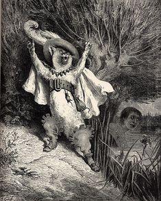 Gustave Doré - Le Chat botté