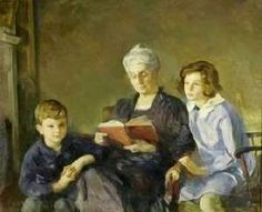Bedtime story by Alice Kent Stoddard born 1884 in Watertown (Connecticut), USA died 1976