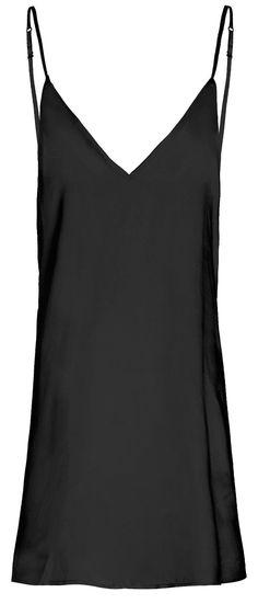 Zillah Slip Dress - Black// INSPIRATION // TUCSON FASHION WEEK #TUCSONFW
