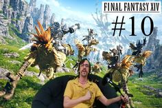 Final Fantasy 14 A Realm Reborn MMORPG on PS4 #10 Tree revenge!