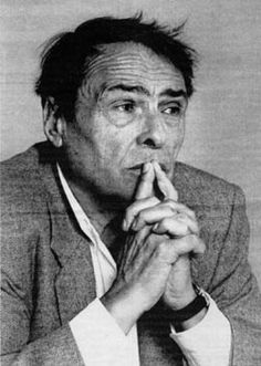 Mr. Sociology, Pierre Bourdieu (the man always in a need of a . sign)