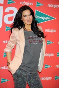 Pilar Rubio, vriendin van Sergio Ramos.