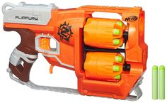 nerf zombie strike | Nerf Zombie Strike FlipFury and Elite SharpFire Images