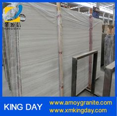 China Wooden Grey Marble