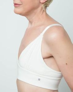 fd218208d MAKEMERRY® Pocketed Plunge Wirefree Bra Post Mastectomy Bras