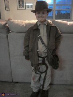 This homemade costume for boys entered our 2011 Halloween Costume Contest, and won 6th place in the Favorite Halloween Costume nomination!