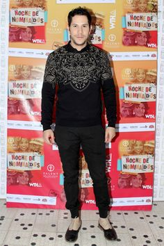 "Christian Chávez na ""Noche de Nominados"" dos Premios Ariel no DF, México…"