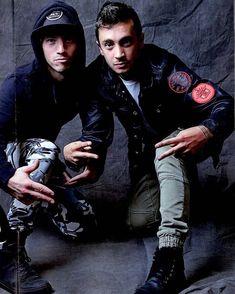 Tyler and Josh