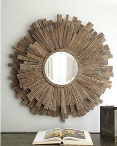 Extra Large DRIFTWOOD Sunburst Wall Mirror Neiman Marcus http://www.amazon.com/dp/B00B7HB39C/ref=cm_sw_r_pi_dp_j0V7vb0RP2360
