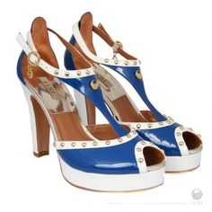 Get Paid to Wear FERI Ladies High End Shoes From GWT Corp Align and get paid to wear ladies high end shoes. The lucrative, paid to we Designer Dress Shoes, Shoes For Less, High End Shoes, Blue Shoes, Women's Shoes, Patent Heels, Luxury Shoes, Patent Leather, Fashion Accessories