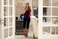 Caroline Berg Eriksen follows the Low Carb, High Fat diet