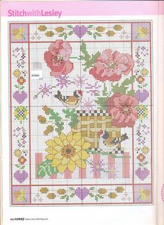 (1) Gallery.ru / Фото #25 - Cross Stitch Crazy 091 ноябрь 2006 - tymannost