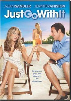 Just Go With It DVD ~ Jennifer Aniston, http://www.amazon.com/dp/B003Y5H524/ref=cm_sw_r_pi_dp_2Dv8pb00Z62WR