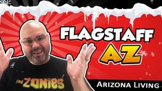 In this video, a former New Yorker shows snow his daughter snow for the first time.in Flagstaff, AZ. Arizona City, Flagstaff Arizona, Phoenix Arizona, Living In Arizona, Cost Of Living, Best Places To Live, Best Cities, Public School, New Job