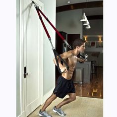 You could do in home TRX training...