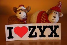 Auch Schafe hören ZYX