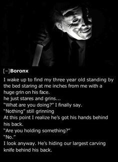 creepy kids, creepy kids stories, scary things kids have said