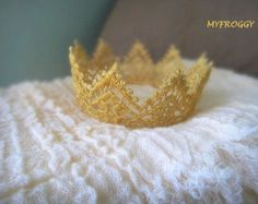lace crown – Etsy