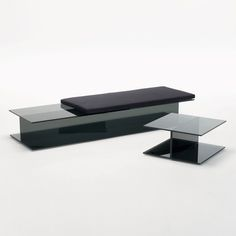 Glas Italia I-Beam Coffee Table | Shop online at ferriousonline.co.uk