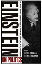 """Einstein's scientific genius made it hard for us to learn his political views. Intimidated by his brilliant insights into things beyond our ken we hesitate to seek his political counsel. Einstein knew his own limitations admitting in 1930 """"My passionate interest in social justice & social responsibility has always stood in curious contrast to a marked lack of desire for direct association with men & women."""""""